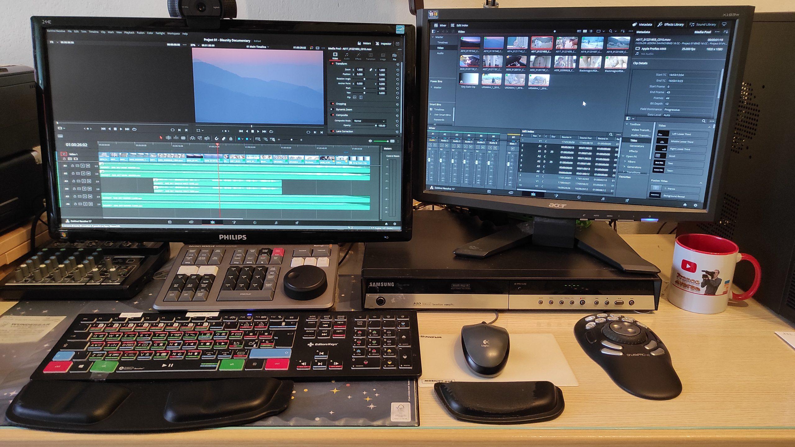 Hardware Wunderbar Videoproduzioni